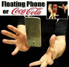 FLOATING MOBILE PHONE OR COKE CAN MAGIC RISING LEVITATE FLOAT UP THUMB TIP TRICK