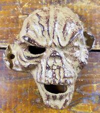 ONE EYED PIRATE HEAD SKULL CAST IRON BOTTLE OPENER GREAT BARWARE ITEM FOR BAR