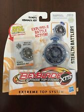 Beyblade XTS Stealth Battlers X-202 Tempo Hammer Hit Extreme Top New