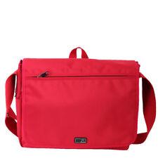 "ZOOMLITE Unisex 14"" Laptop Tablet Messenger Crossbody RFID Blocking Nylon Bag"