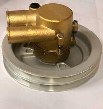 Volvo Penta Raw Water Sea Pump  21214596 3812697 3858229 Brand New V6 V8 4.3 5.0