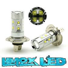 2x Cree LED Nebelscheinwerfer H7 70 Watt VW Polo 6n2 650 Lumen Weiß Neu
