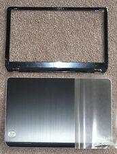 BRAND NEW GENUINE HP ENVY M6-1110EW M6-1125DX M6-1154SA LID TOP COVER BEZEL SET
