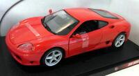 Hot Wheels 1/18 Scale Diecast - 25736 Ferrari 360 Modena Red
