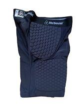 McDavid Hexpad Black Padded Protective Lightweight Shorts Size L Football