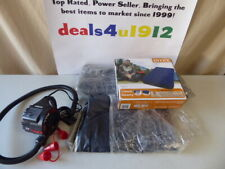 Lot of 4, 3 Intex Classic Twin Air Mattress w/ 1 Quick-Fill 12 V Electric Pump