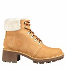 Women's Timberland Kinsley mid hiker wheat nubuck boots