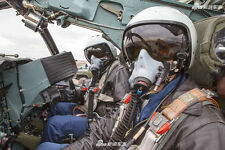 FLIGHT HELMET ZSH-7APN PILOT HELME  AIR FORCE SU27/30 KM-35M OXYGEN MASK 000M