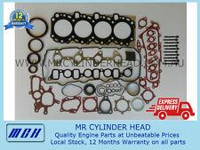 Toyota Prado Landcruiser Hilux 1KDftv full gasket set + bolt kit 1KD-ftv 3.0L TD
