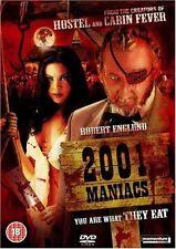 2001 Maniacs (2005) - Robert Englund in cult horror remake on DVD!