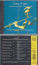 CD--IVAT VIVALDI/ CHRIS HINZE COMBINATION--TELEMANN MY WAY