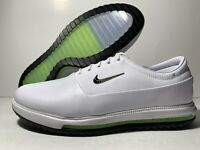 Nike Air Zoom Victory Tour OC Golf Shoes Air Max White Silver 904774-100 Size 9