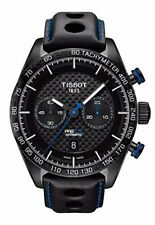 T1004273620100 Tissot PRS 516 Chronograph Automatic Mens Watch Black Chronograph