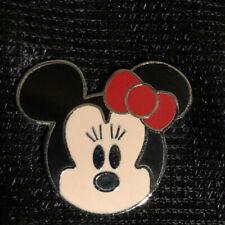 New listing Disney Pin Minnie Mouse Cute Head