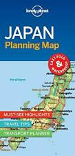 Lonely Planet Japan Planning Map by Lonely Planet, NEW Book, FREE & FAST Deliver