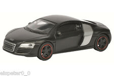 "Audi r8 ""concept Black""/Art 452012700, Schuco auto modelo 1:64"