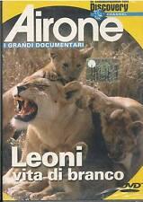 LEONI VITA DI BRANCO - AIRONE -DVD