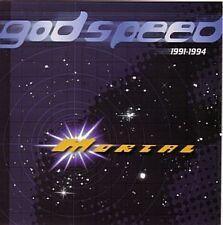 Mortal – Godspeed 1991 - 1994 - CD  New