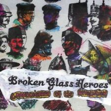 Broken Glass Heroes - CD Sukilove Millionaire Evil Superstars