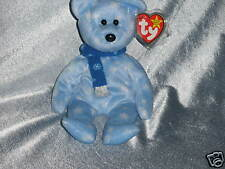 1999 Ty Beanie  Baby   Holiday Bear Born December25,1999  ( 8 1/2 inches)