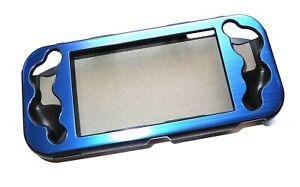 Nintendo Switch Lite Console Blue Aluminium Metallic Shell Case UK