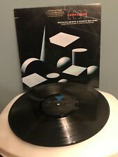 China Crisis, Difficult Shapes and Passive Rhythms record album, Promo