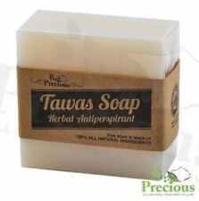 Precious Pad Nature's Tawas Soap Herbal Antiperspirant