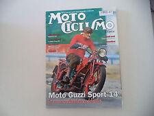 MOTOCICLISMO D'EPOCA 8-9/2011 MV AGUSTA VESPA 98/SUZUKI GT 750/BMW R 69/JADA 500