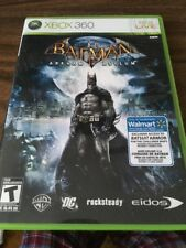 Batman Arkham Asylum Microsoft X-Box 360 Video Game Like New