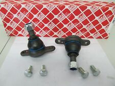 2x Febi Ball Joint VW Transporter T4 Set Front Lower Left and Right