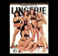 Playboy's Book of Lingerie V77 | 2001 | Sung Hi Lee, Joy Behrman | Near Mint