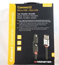 MONSTER Micro USB+ Mini USB
