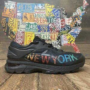 ASICS Gel Kayano 25 Running Shoes NYC 1011A021-001 New York  Men's 11.5