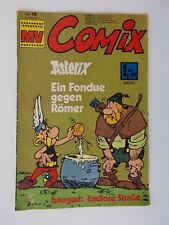 MV - Mickyvision Comix 1971 - Heft 16. (mit Asterix Beilage) Ehapa - Comic, Z. 3