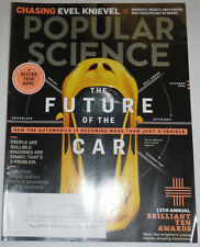 Popular Science Magazine Future Of The Car October 2014 120414R2