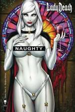LADY DEATH UNHOLY RUIN #2 NAUGHTY COVER NM