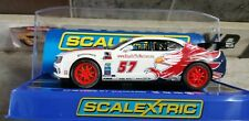 #57 Camaro Stevens Motorsports 2012 SCALEXTRIC 1/32 scale slot car C3289