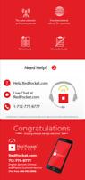 $20/Mo Red Pocket Prepaid Wireless Phone Plan+Kit: Unlmtd Everything 5GB LTE