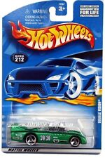 2000 Hot Wheels #212 Double Vision '01 crd