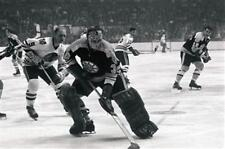 Bobby Hull, Gerry Cheevers Game Auction 8x10 Photo
