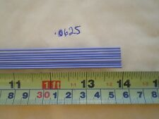 40 PCS. STAINLESS STEEL STRAIGHT LURE SHAFT WIRE FORM .0625 (1/16