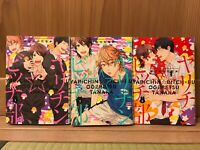Yaoi manga Yarichin Bitch Club 1- 3 Japanese comic set Ogeretsu Tanaka