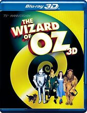 The Wizard Of Oz (75th Anniversary Edition) (Blu-ray 3D + Blu-ray) (3D/2D) (New)