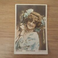 MARIE STUDHOLME ( ENGLISH ACTRESS & SINGER ) PHOTO POSTCARD UNPOSTED