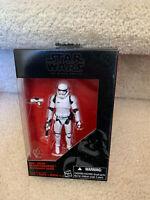 "Star Wars Black Series 3.75"" TFA First Order Stormtrooper The Force Awakens"