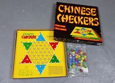 Vintage Chinese Checkers An All Fair Game Unopened Marbles Complete