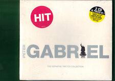 PETER GABRIEL - HIT THE DEFINITIVE TWO CD COLLECTION DOPPIO CD NUOVO SIGILLATO