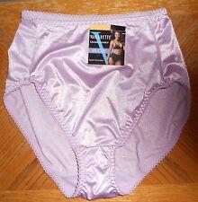 Vassarette Undershaper Hi Cut Panty Sz 6 (Medium) NWT Wsteriabud