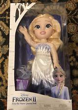Disney Frozen 2 *Elsa the Snow Queen Doll* NIB
