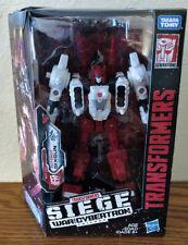 Transformers War for Cybertron: Siege Sixgun, 100% Complete, MIB